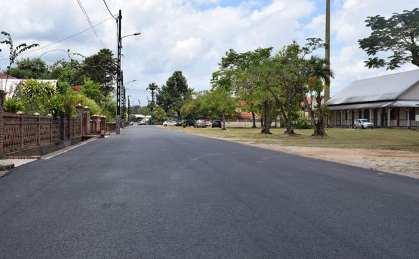Travaux : la Ville investit
