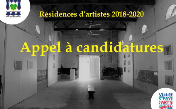 Résidences d'artistes du CIAP : appel à candidatures 2018-2020