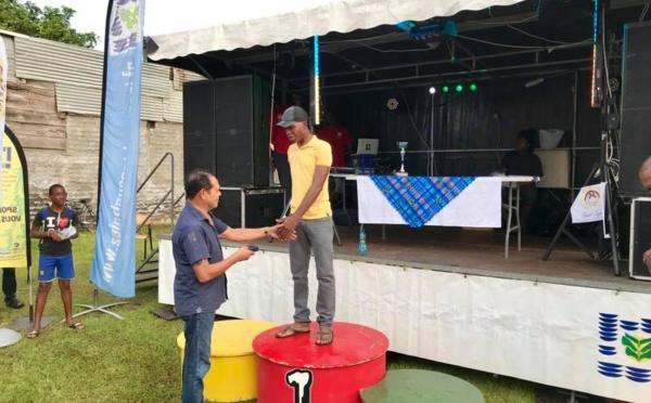 Deuxième étape du Grand Prix cycliste de la coopération et remise du prix handisport de la Ville de Saint-Laurent