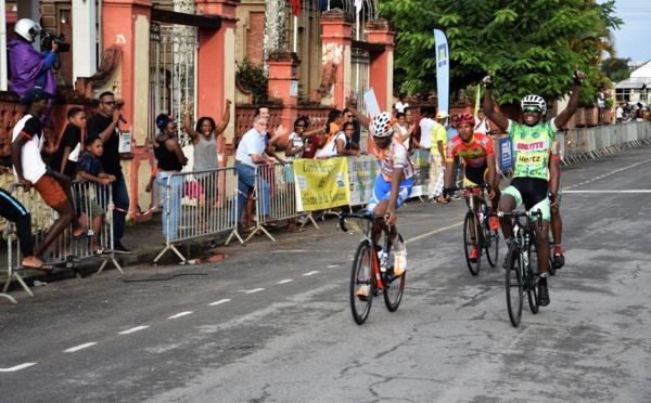 Première étape du Grand Prix cycliste de la coopération