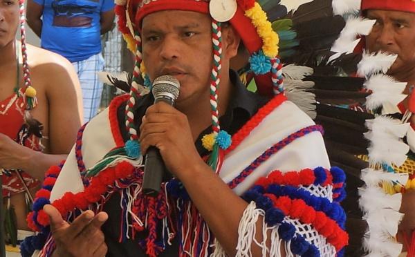 Sylvio Van Der Pjil nommé Président du Grand conseil coutumier des populations amérindiennes et bushinenge de Guyane