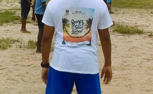 Bougez avec Saint-Laurent : les jeunes du village Saint-Jean découvrent le slag ball