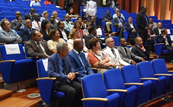 Visite de Frédérique Vidal, ministre de l'enseignement supérieur, de la Recherche et de l'innovation à l'université de Guyane