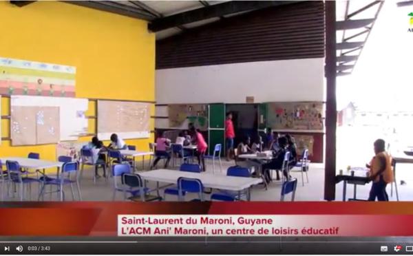 Bougez avec Saint-Laurent : ACM Ani' Maroni