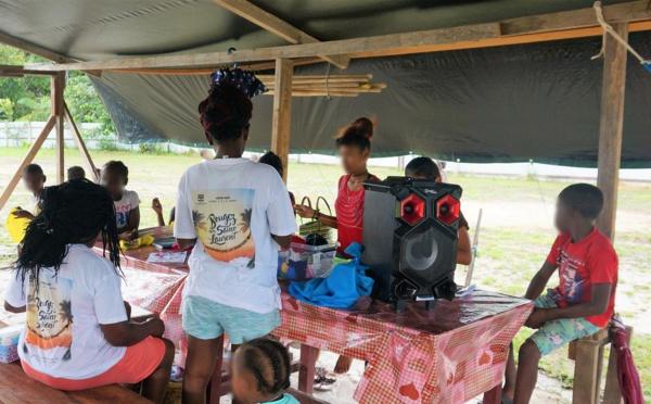 Bougez avec Saint-Laurent : activités éducatives à l'espace Crique Blanche