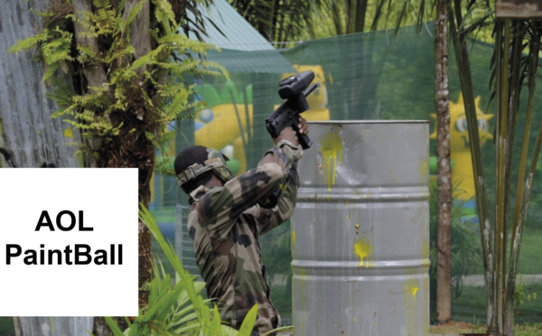 AOL PaintBall