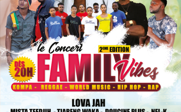 Concert Family Vibes 2