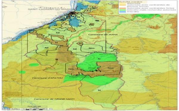 Analyse du Projet de Schéma Départemental d'Orientation Minier (SDOM)