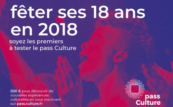 [ Pass culture ] Vous avez 18 ans ? Testez le Pass culture !