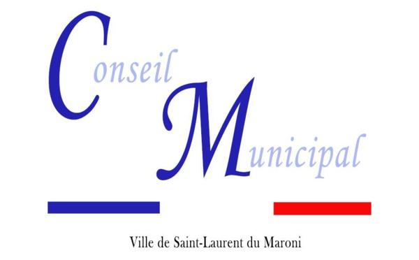 Conseil Municipal du 25 septembre : Election du Maire de Saint-Laurent du Maroni