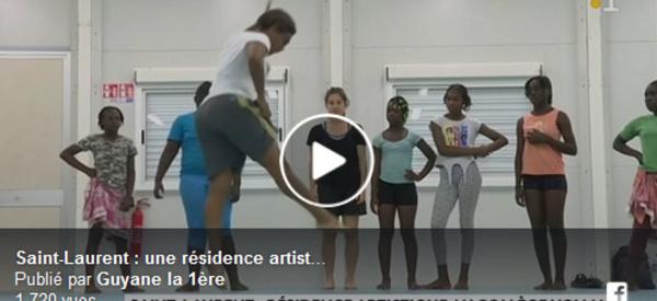 [Danse] : résidence artistique de la compagnie Hocco