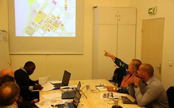 [Rénovation urbaine] : Sophie CHARLES rencontre l'ANRU autour de la rénovation urbaine de Saint -Laurent
