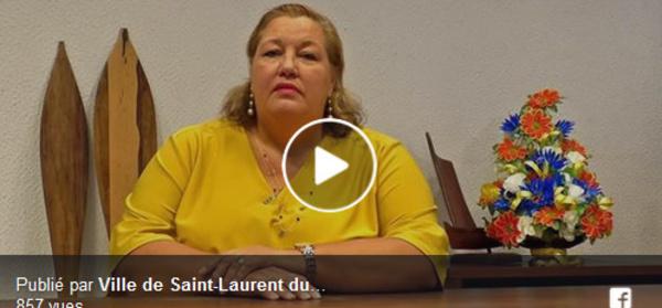 [Voeux 2019] : vœux de Sophie CHARLES, maire de Saint-Laurent du Maroni, aux Saint-Laurentais