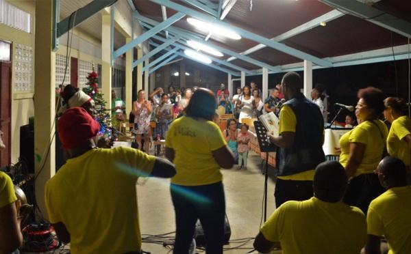 [Fêtes de fin d'année] : retour en images sur le CHANTÉ NWEL de l'École Municipale de Musique et de Danse (EMMD)