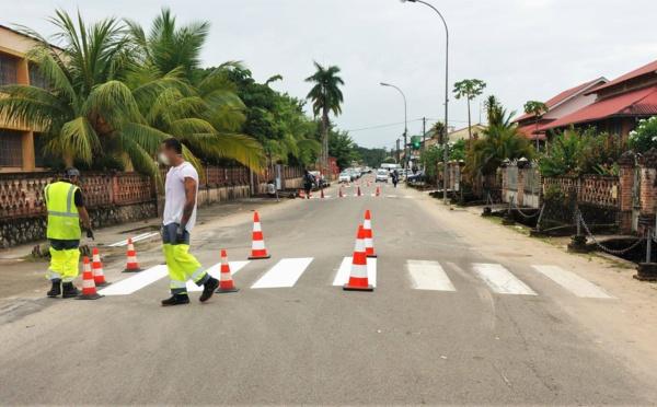 [TRAVAUX] : travaux de signalisation routière en centre-ville