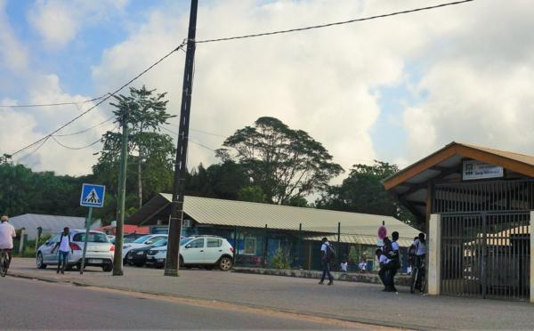 [Travaux] : création d'un parking en bicouche devant l'école George HABRAN-MERY