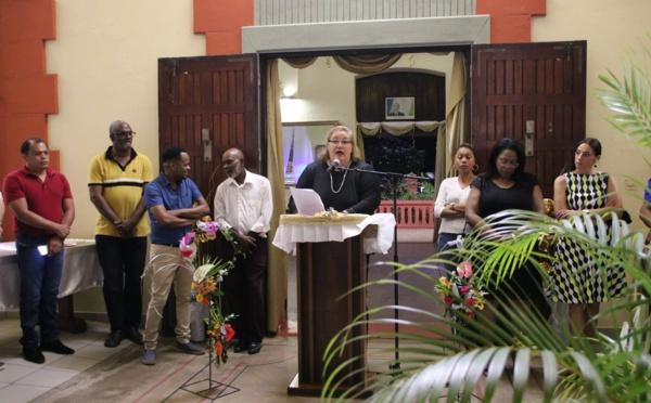 [Vœux] : Madame le maire présente ses vœux aux élus et aux agents de la collectivité