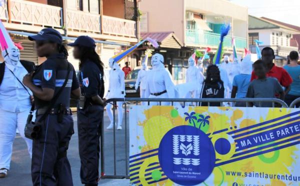 [Police de proximité] : la police municipale présente sur les cavalcades du Carnaval