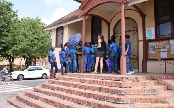 [PATRIMOINE] : actions éducatives pour les collégiens au camp de la Transportation