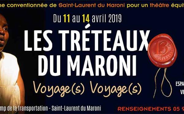 [Théâtre] : Les Tréteaux du Maroni, 13ème édition