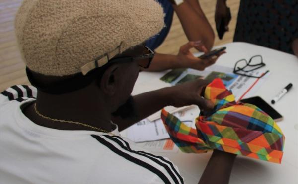 [Mois de la commémoration de la seconde abolition de l'esclavage en Guyane] : ateliers savoir-faire et langue