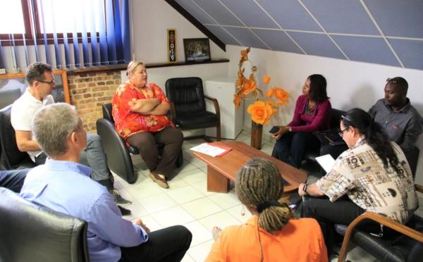 [Numérique] : rencontre avec Orange autour de l'avancement des actions engagées par la société pour répondre aux besoins du territoire