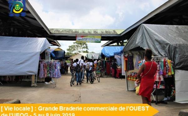 [Vie locale] : Grande Braderie Commerciale de l'Ouest organisée par l'UEOG
