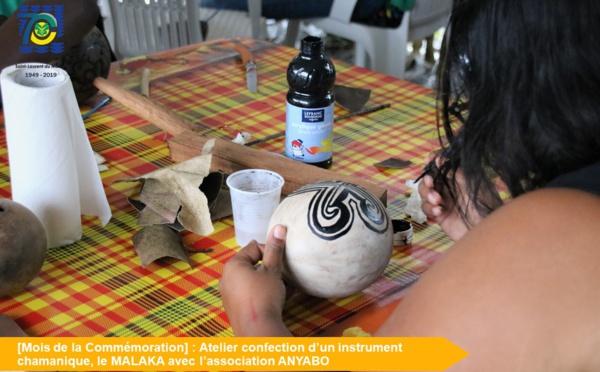 [Mois de la Commémoration] : retour en images sur les ateliers de confection de Malaka