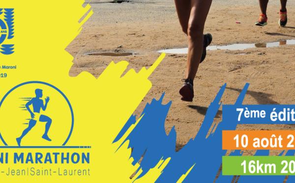 Inscrivez-vous au mini-marathon Saint-Jean/Saint-Laurent du Maroni