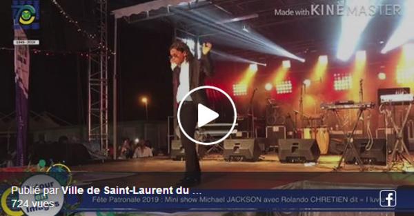 [Saint-Laurent du Maroni - Fête patronale spéciale 70 ans ] : Soirée culturelle du 11 août