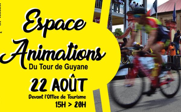 Espace Animations du Tour de Guyane
