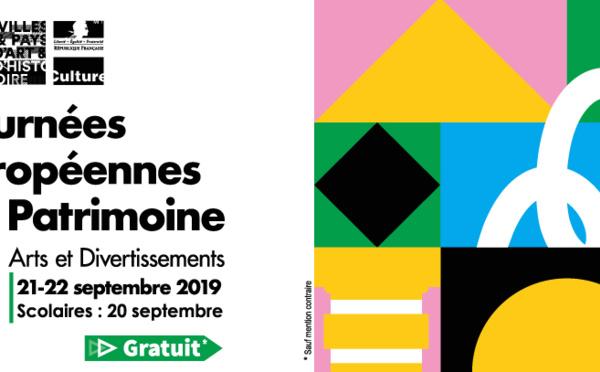 [Patrimoine] : découvrez le programme des Journées Européennes du Patrimoine 2019