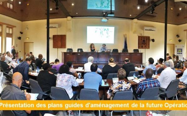 [Aménagement Urbain] : retour sur la réunion de présentation des plans guides d'aménagement de la future Opération d'Intérêt National de Saint-Laurent