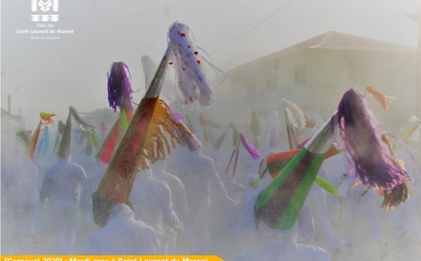 [Carnaval 2020] : Retour en images sur le mardi gras avec le défilé des Jé Farin