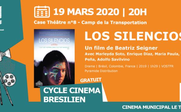 """[Cinéma] : Projection du film """"LOS SILENCIOS"""""""