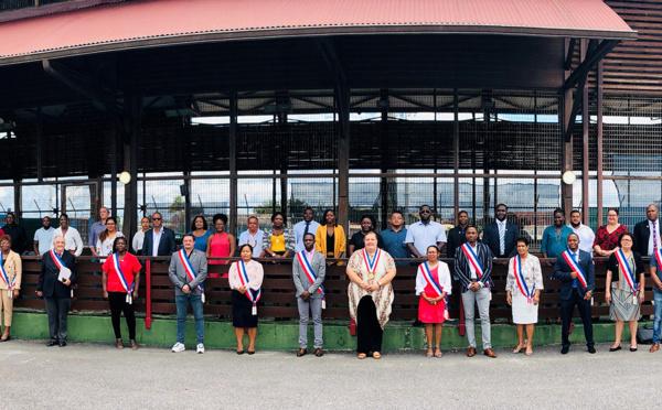 [#conseil municipal] : séance d'installation du nouveau conseil municipal