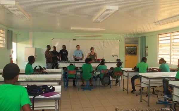 Le CDDF, un dispositif mis en place depuis 2009 par la ville en direction des collégiens.