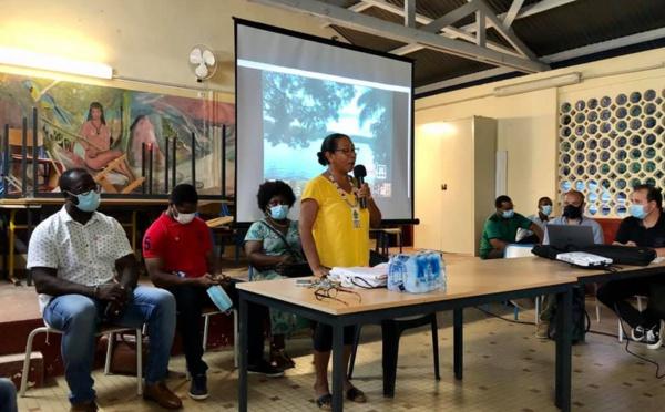#Aménagement : Réunion d'information autour des futurs travaux du village Terre-Rouge