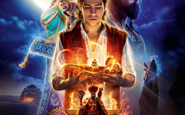 #Cinéma : Le Maroni Parc Movie commence avec le film Aladdin