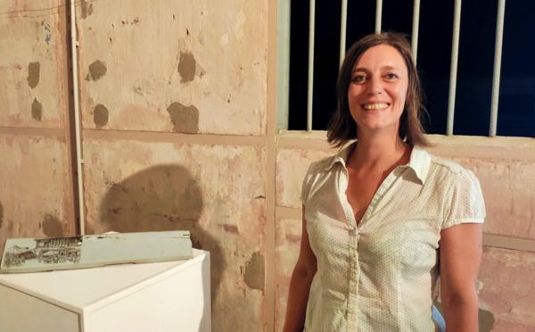 #Restitution : Marion Chombart de Lauwe dévoile ses œuvres réalisées au Camp de la Transportation