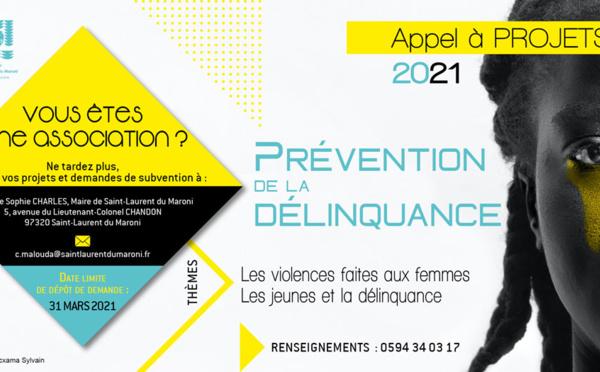 #Appelàprojets : Menez une action de prévention de la délinquance