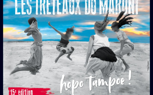 """#Théâtre: Lancement du festival annuel de théâtre """"Les Tréteaux du Maroni"""""""