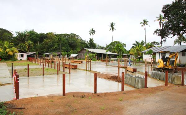 #Voiries : Les travaux avancent au village de Terre Rouge