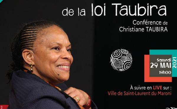 """#Conférence : """" Les 20 ans de la loi Taubira """"."""