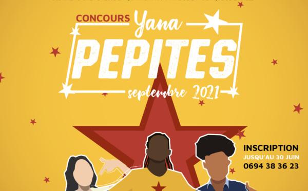 #CONCOURS YANA PEPITES 2021