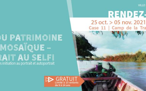 #Atelier du patrimoine: Initiez vous à l'art numérique, à la peinture et au dessin avec Léa HELFT