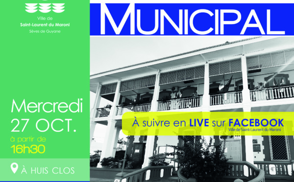 #ConseilMunicipal: Conseil Municipal du 27 octobre  2021