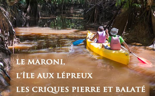 Balade découverte en canoë