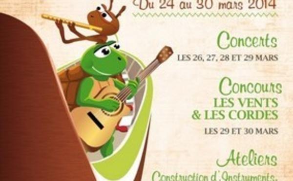 """L'École de Musique vous présente la 3ème édition du festival """"Les Pirogues Musicales""""."""