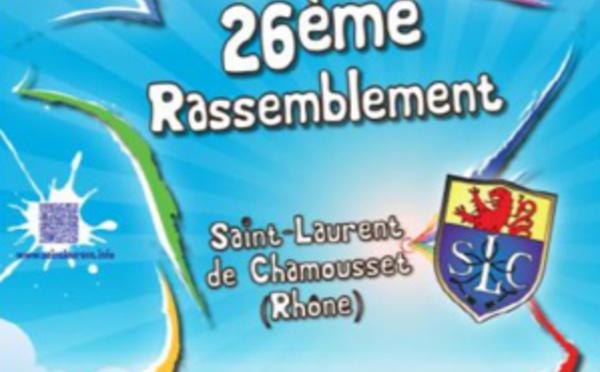Rassemblement des Saint-Laurent de France 2016